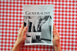 generalist research front